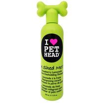 Shampoo Pet Head Elimina Pelo Suelto Aroma Limonada De Fresa