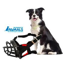 Bozal Maxima Seguiridad Y Entrenador Fexible Talla 3 Perro