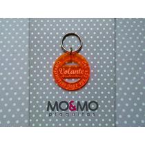 Placa Id Para Mascotas Volante Mo&mo