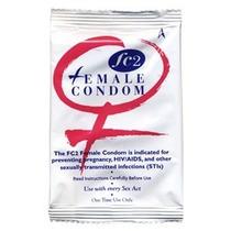 Condon Femenino Fc2 Previene Embarazo Y Enfermedades Ts