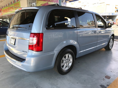 Chrysler Town & Country 5p Lx V6 3.6 Aut 2013