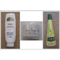Kit 3 Productos Belleza : Crema Colageno , Arcilla , Cre-c