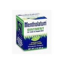 Mentholatum Ungüento Jar - 3 Oz [salud Y Belleza]