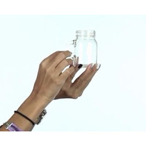 Mini Tarro Mason Jar Con Asa 4oz
