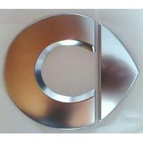 Oro Autocristales Smart Parabrisas Medallon Quemacocos Aleta