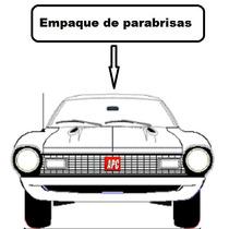 Maverick 2 Puertas 1970-77 Empaque Parabrisas Calidad Usa !