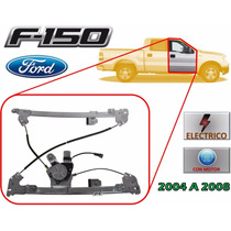 04-08 Ford F150 Elevador Electrico Con Motor Lado Derecho