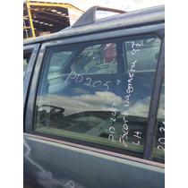 98 Ford Escort Wagon Cristal Trasero Chofer Puerta