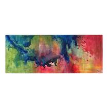 Cuadro Pintura Acrilico Arte Cambios Positivos Abstracto Art