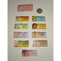 Antiguos Mini Billetes Del Banco De La Lucha Libre (9)