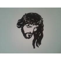 Divino Rostro De Jesucristo En Lamina