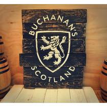 Anuncio Whisky Buchanans, Logo De Buchanan