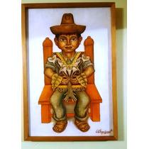 Personaje Popular Autor Armando Anguiano Valdez,