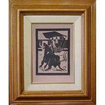 Experiencia Gráfica -arte-grabado-pintura-dibujo-toros
