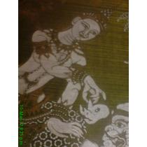 Pintura En Seda, Indú.