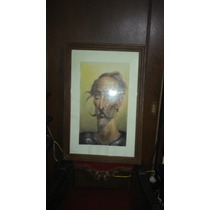 Pintura Quijote De La Mancha . Firmado Jose Ortega
