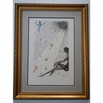 Artist Proof - Song Of Songs Of King Solomon - Salvador Dalí