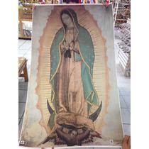 Imagen De La Virgen (certificada Original)