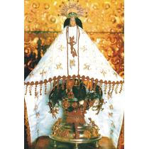 Virgen De Juquila En Azulejo