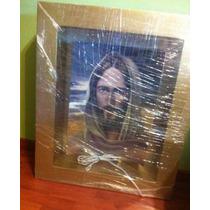 Cuadro/lampara De Rostro De Jesucristo