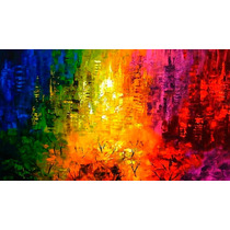 Cuadros Paisajes Coloridos