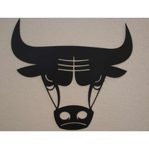 Diseño Metal Cabeza Toro