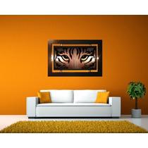 Cuadro Decorativo Hauser Tigre