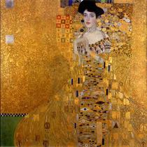 Lienzo Tela Adele Bloch-bauer Gustav Klimt 1907 50 X 50 Cm
