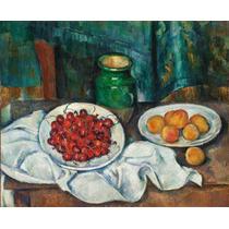 Cuadro En Tela Paul Cezanne Naturaleza Muerta 1887 50 X 62
