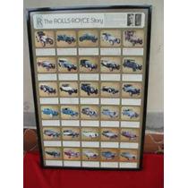 Cuadros Automoviles Varios 100 X 67 Bastidor Y Marco Negro
