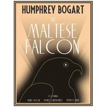 Lienzo Tela Película Clásicas Maltese Falcon 67 X 50cm Cine