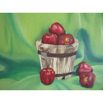 Cuadro Manzanas Hm4