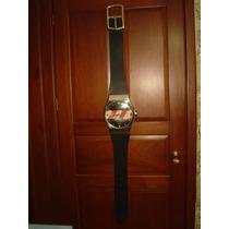 Vintage Reloj De Pulso Gigante Reloj De Pared Tipo Pulsera