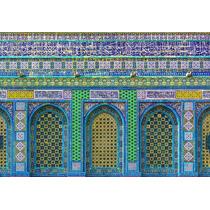 Lienzo Detalle Fachada Templo Jerusalen Israel 50 X 73 Cm