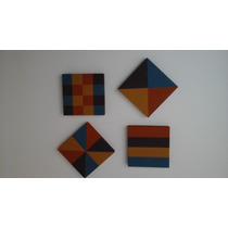 Cuadros Decorativos De Madera Para Pared