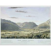 Lienzo Tela Valle De Saltillo Charles Parsons 50 X 65 Cm