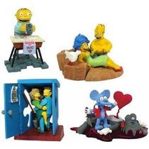 Simpsons Serie 5 Día De San Valentín Juego Completo Bust-ups