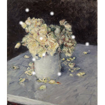 Lienzo Tela Naturaleza Muerta Gustave Caillebotte 1882 Arte