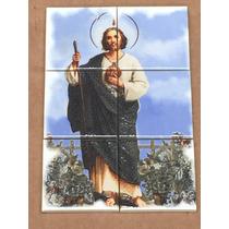 Mosaic 20cm X 30cm Sacro Corazón, San Juda Y Más !!!