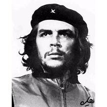 Lienzo Tela Retrato Che Guevara 63 X 50 Cm