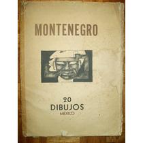 Roberto Montenegro Exclente Carpeta De Impresiones