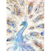 Blue Peacock - Cuadros, Pinturas Al Oleo De Dmitry Spiros