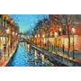 Alley Of Lovers - Cuadros, Pinturas Al Oleo De Dmitry Spiros