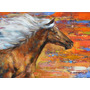 Spirit Of The Horse Cuadros, Pinturas Al Oleo De Dm. Spiros