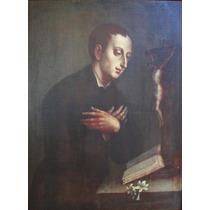 Andres Lopez Oleo San Luis Gonzaga Colonial Mexicano 1801