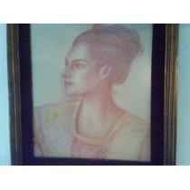 Raul Anguiano, Bellísimo Retrato (figura Femenina)