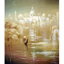 White City - Cuadros, Pinturas Al Oleo De Dmitry Spiros