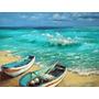 Caribbean Noon - Cuadros, Pinturas Al Oleo De Dmitry Spiros