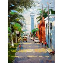 Boulevard - Cuadros, Pinturas Al Oleo De Dmitry Spiros