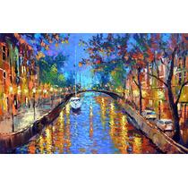 Romantic Evening - Cuadros Pinturas Al Oleo De Dmitry Spiros